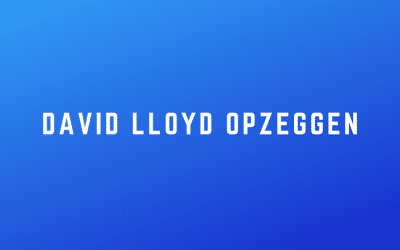 David Lloyd Clubs opzeggen